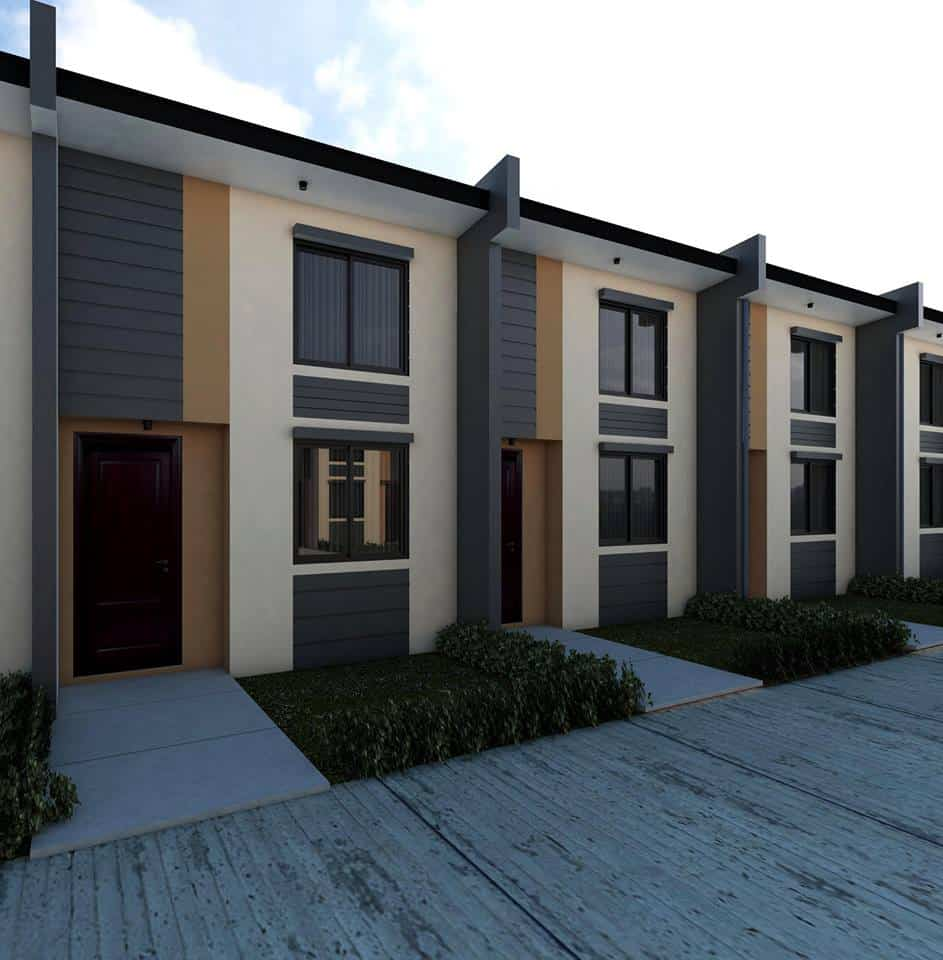 Palmera Plus, an Elegant Affordable Rowhouse/Townhouse for the Starter Family Tanza Cavite