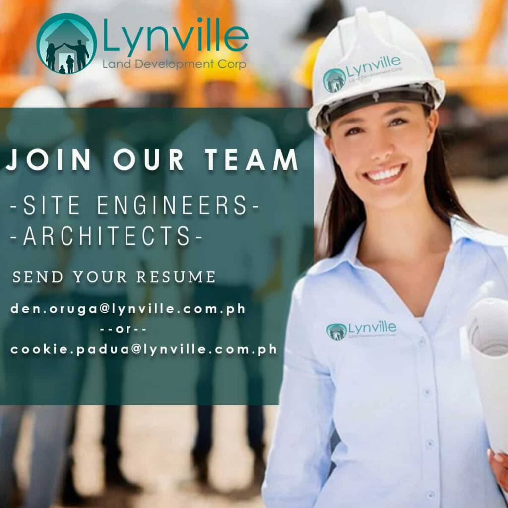 Job Opening Architects and Engineers